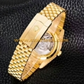 Rolex Shiny Full Diamond Watches Rolex Watches AAA Quality 1:1 Size Swiss Moveme