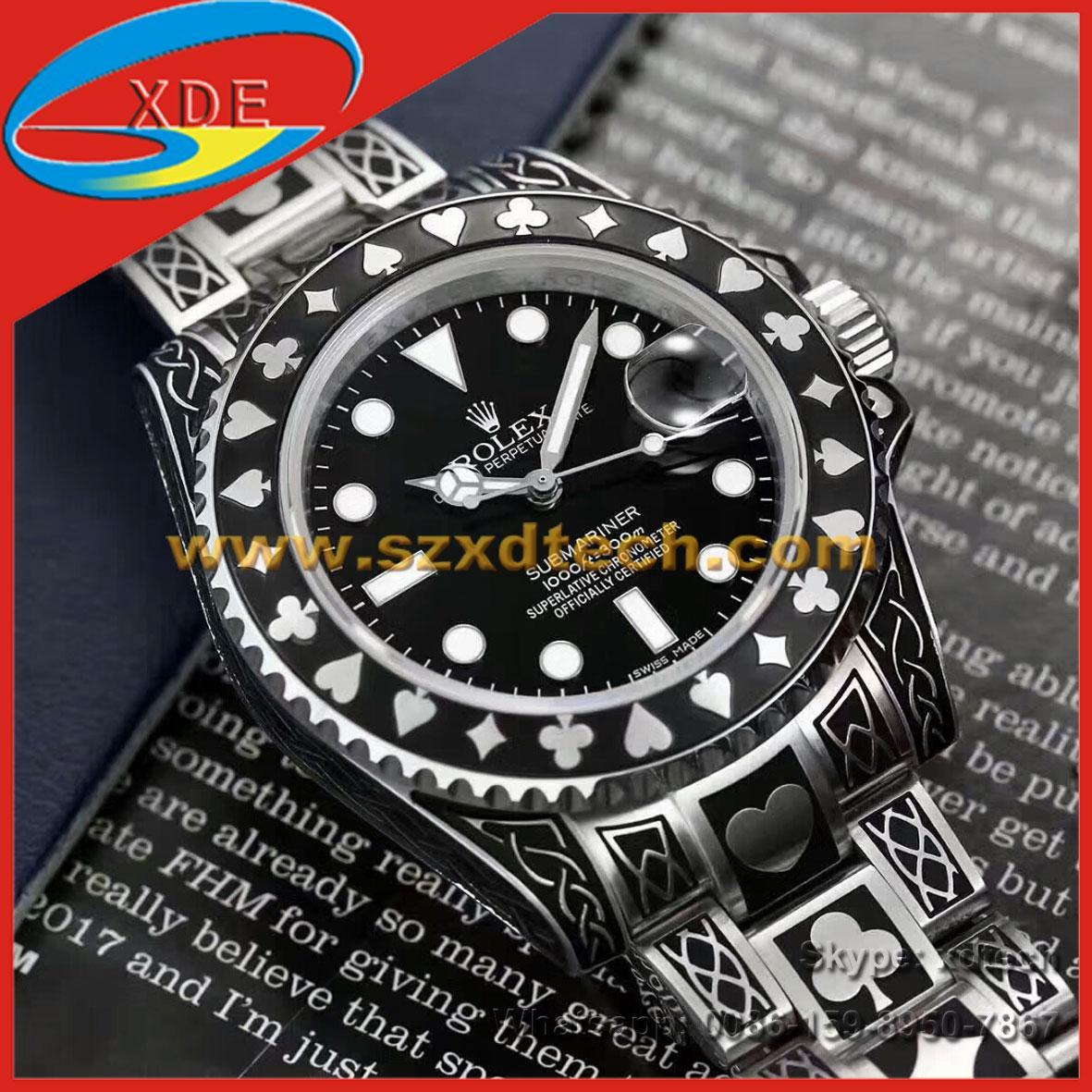 Rolex Watches Poker Design Cool Watches Rolex Submariner Rolex Wrist