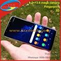 New Coming Samsung Galaxy S9 Edge 1:1 Copy Samsung S9 Fingerprint Real Curve 3G