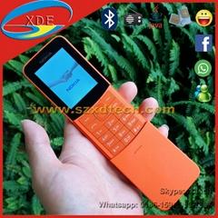 Good Quality Nokia 8110 Original Body 1:1 Size Nokia Banana Phone Good Battery