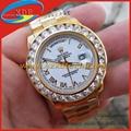 Luxury Rolex Pearlmaster Big Diamond