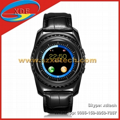 Smart Watch Mobile Phones Support Heart Rate Testing Watch Phones with Bluetooth