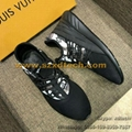 Louis Vuitton FASTLANE SNEAKERS LV 1A3V1U Sneakers Men and Women Sizes Avaliable