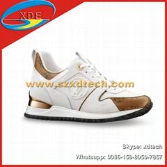 20c282d56 Louis Vuitton RUN AWAY SNEAKER Running Shoes 1A3CWK LV Women's Shoes White  Shoes