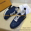 Louis Vuitton RUN AWAY SNEAKER Running Shoes LV 1A3U21 Sports Shoes LV Sneakers