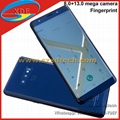Latest Android Smart Phone Big Screen Phone 3G with Fingerprint