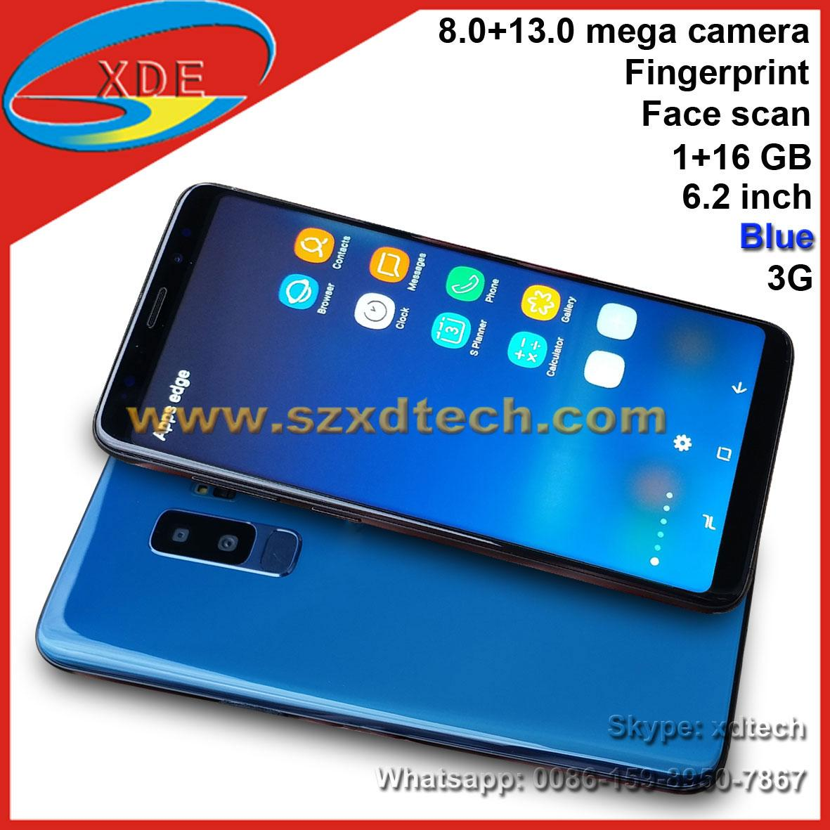 6.2 inch Big Screen Android Smart Phone Latest Phones Best Seller