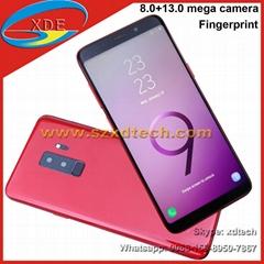 Sexy Phones Samsung S9 Plus Big Screen Good Camera High Definition Fingerprint