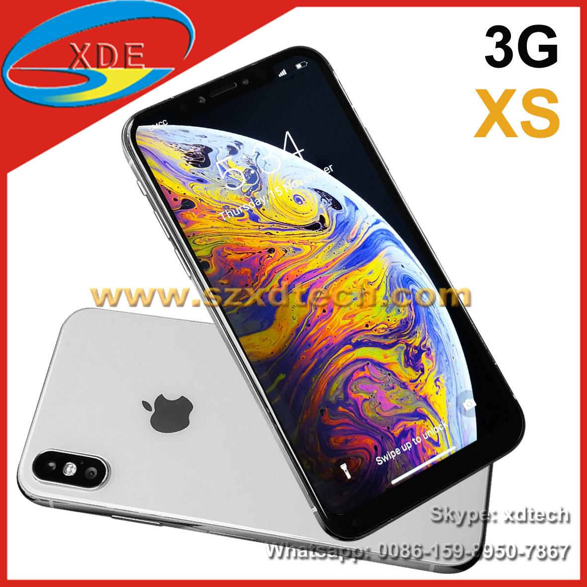 Good Quality Replica iPhone Xs 3G Clone Xs 5.8 Inch Smart Phone 1