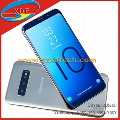 New Coming ! Samsung S10 Plus S10+ Android Phones Good Camera Fast Screen 3G