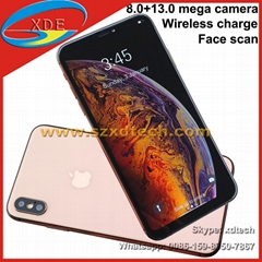 1:1 Clone iPhone Xs Max 6.5 inch iPhone Xs Max Fast Face Scan Wireless Charge
