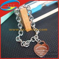 Tiffany Heart Tag Toggle Necklace Tiffany Love Lock Bracelets Tiffany Earrings