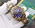 Wholesale Rolex Watches Poker Style Luxury Golden Cool Design Rolex Submarine