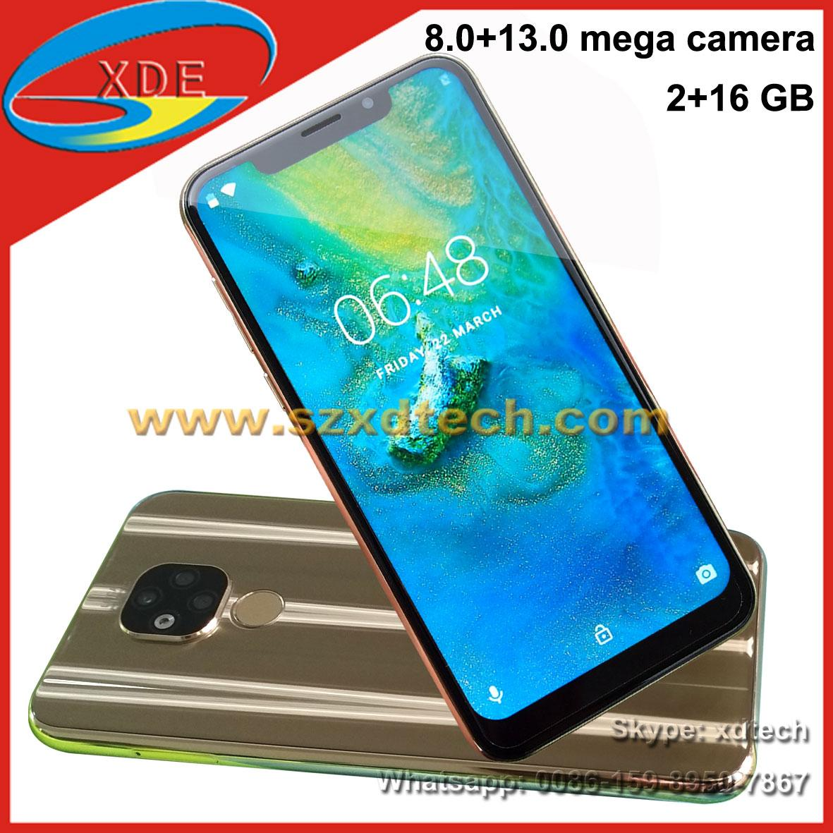 High Copy Huawei Mate 20X  6.2 inch Big Screen Fast Good Quality Cell Phone 1