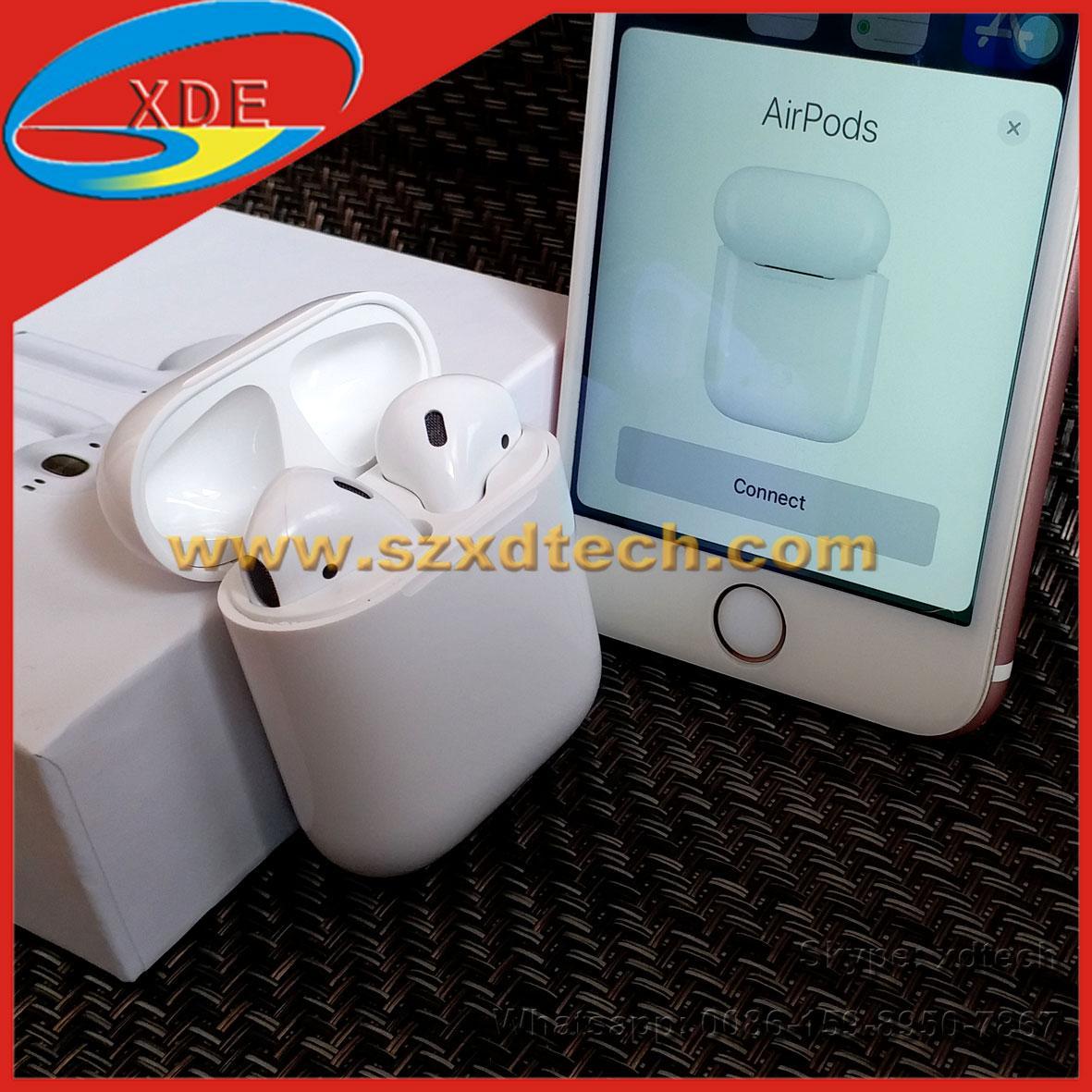 866362e7149 Best Quality Apple Airpod Clone 1:1 Quality as Original 1:1 Size 1 ...