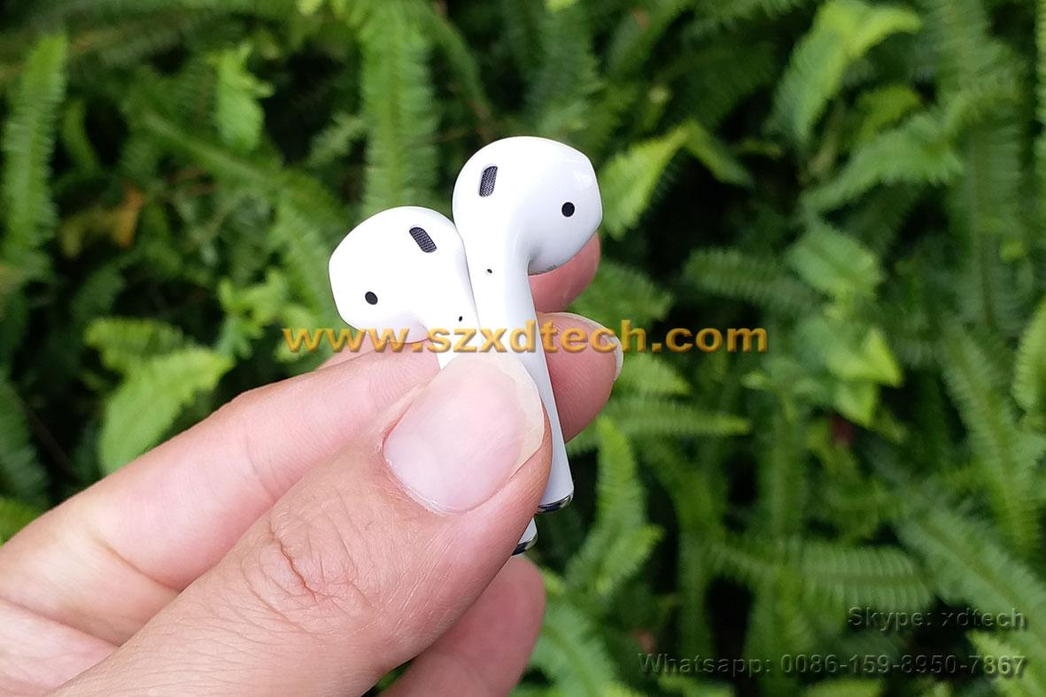 Best Quality Apple Airpod Clone 1:1 Quality as Original 1:1 Size 3