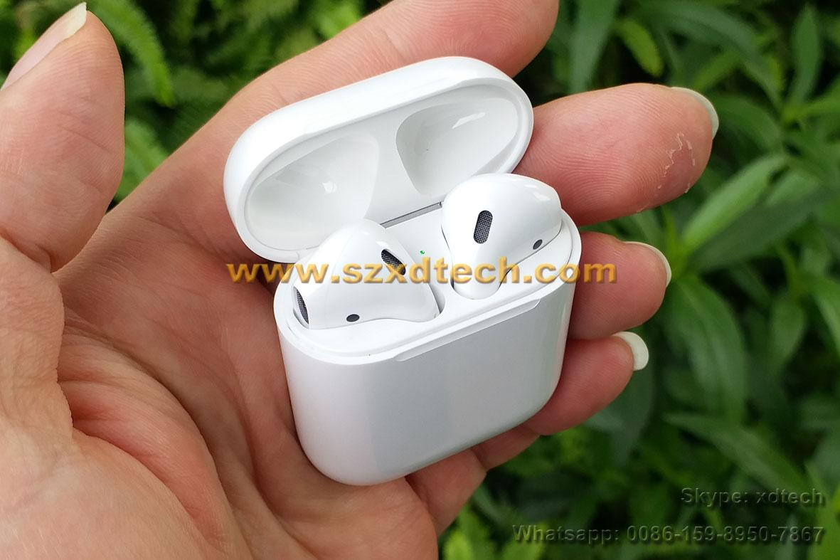 Best Quality Apple Airpod Clone 1:1 Quality as Original 1:1 Size 5
