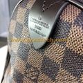 Louis Vuitton Handbags Speedy Grid Monogram White Brown Colors Avaliable LV Bags