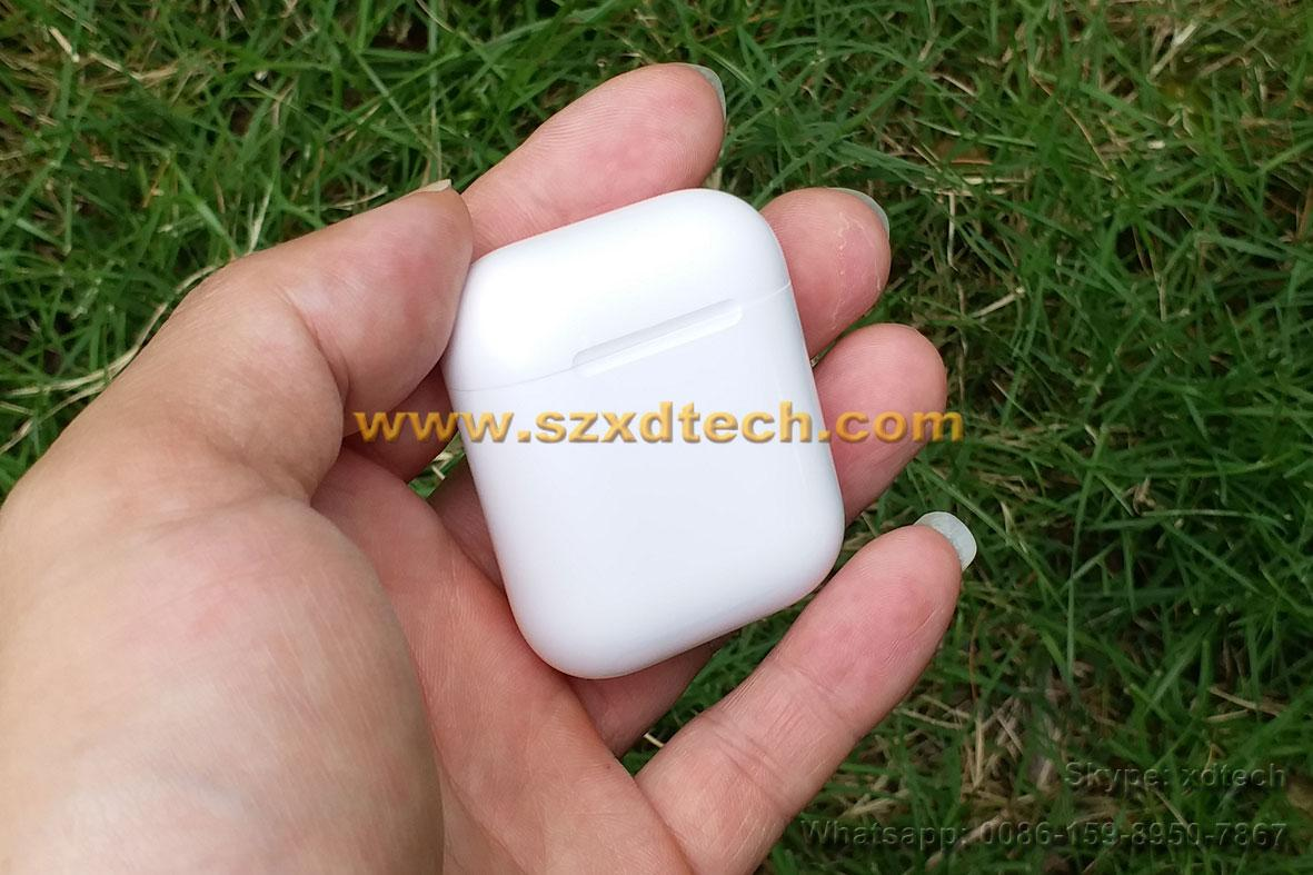 Best Quality Apple Airpod 2 Clone 1:1 Quality 1:1 Size Wireless Charger 6