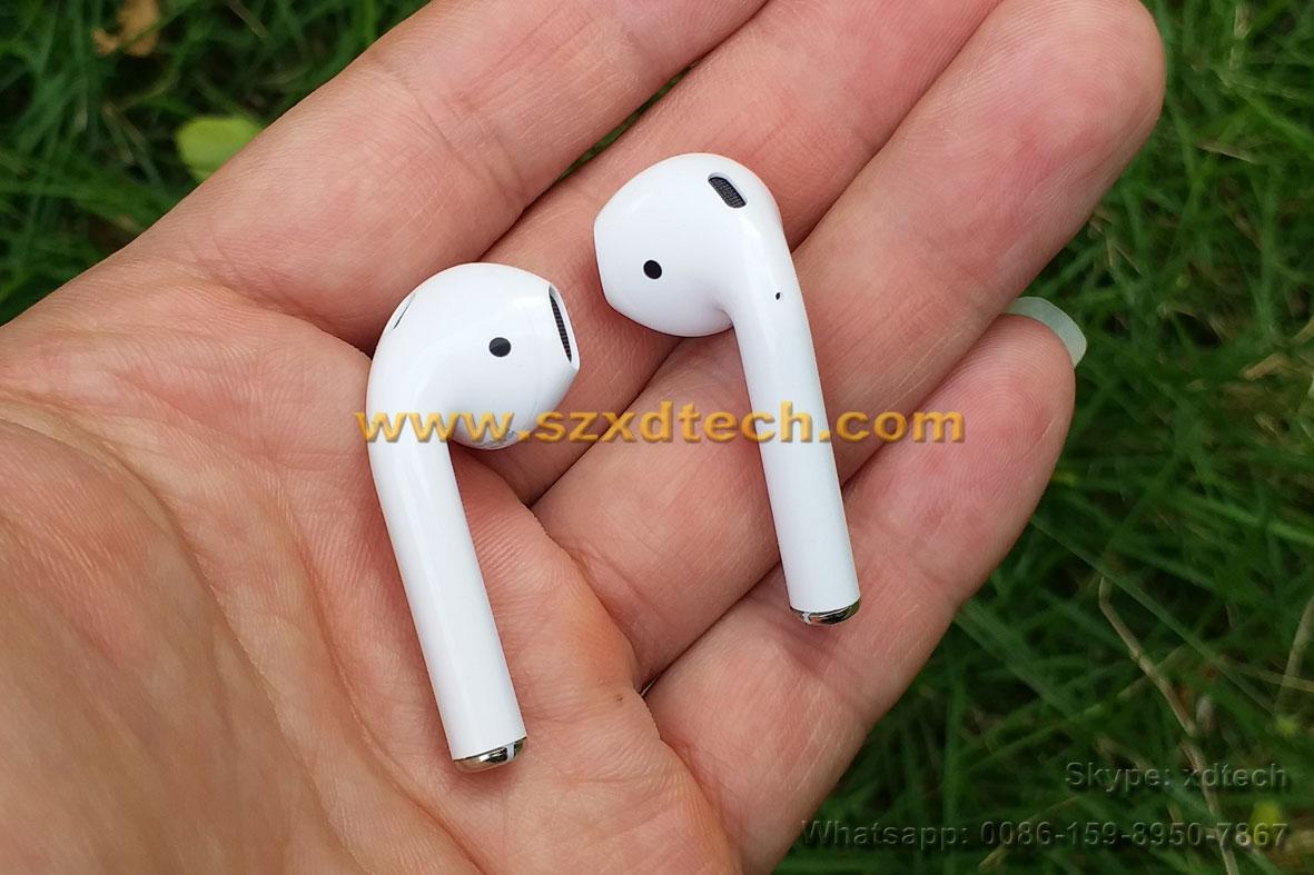 Best Quality Apple Airpod 2 Clone 1:1 Quality 1:1 Size Wireless Charger 8