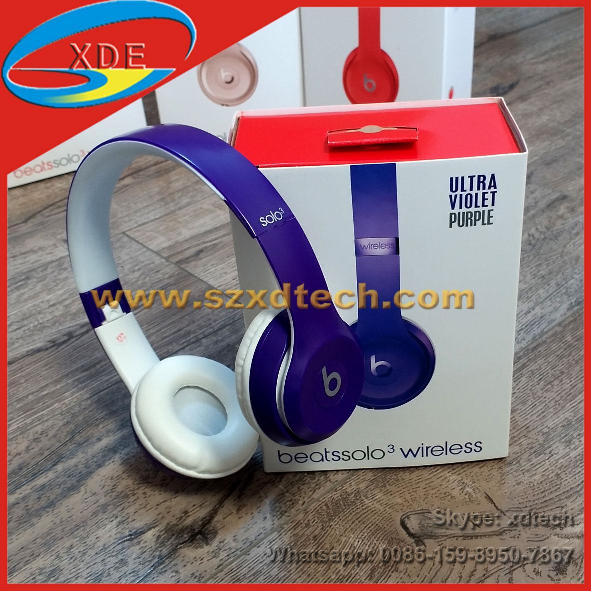 Good Clone Beatssolo 3 Wireless Beats by dro Wireless Headsets