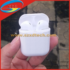 Good Quality Apple Airpod 2 Clone Apple Earphones Bluetooth Earphones
