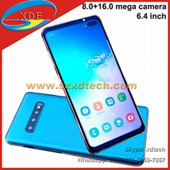 Brand Phones Galaxy S10+ Galaxy S10 Copy Phones GSM Mobile Phones