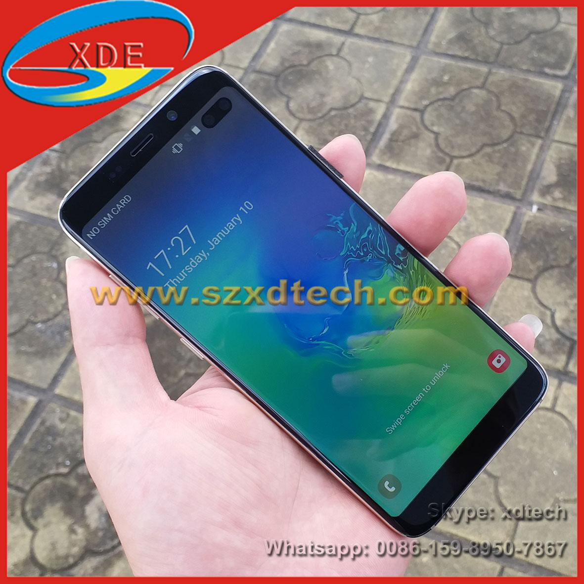 Cheapest Copy Android Phones S10+ Latest Android Copy Phones Smart Phones 1