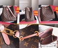 Louis Vuitton Handbags Neonoe Serial 1:1 LV Shoulder Bags Different Colors