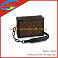 Louis Vuitton Soft Trunk M44478 LV Box Bags Monogram Men's Bag LV Small Bags