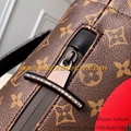 LV Chalk Backpack M44615/ M44616 LV Backpack Monogram Backpack LV Bags