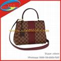 Replica Louis Vuitton Bond Street BB Damier Ebene N41071 LV Top Handles