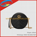 GG Marmont Mini Round Shoulder bag All Colors Avaliable Lady's Bag Small Bags