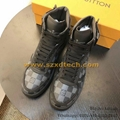 AAA Quality Louis Vuitton Sneakers 1A44W9 LV Casual Shoes Men's Shoes