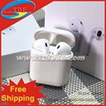 Free Shipping Cheapest Apple Airpod 2 1:1 Copy Airpods Wireless Headphones 1
