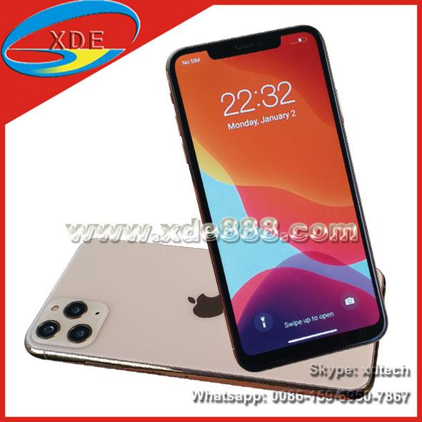 Latest Apple iPhone 11 Pro Max 6.5 Inch 1:1 Clone iPhone 11 Pro Latest iPhone