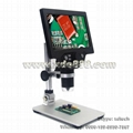 Wholesale Digital Video Microscope Fast Delivery Good Quality 7 inch 12MP