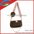 Latest Louis Vuitton Bags Multi Pochette Accessoires Monogram LV Crossbody Bags