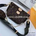 Latest Louis Vuitton Bags Multi Pochette Accessoires Monogram LV Crossbody Bags