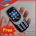 Free Shipping Good Quality Nokia 3310 1:1 Size Good Battery Cheap Cell Phones