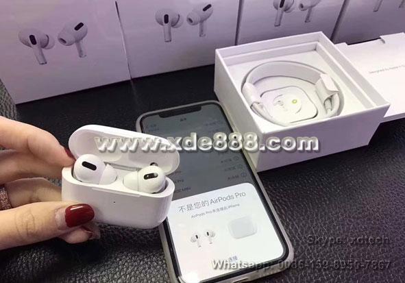 Best Copy Apple Airpods Pro Wireless Apple Earphones Immersive Sound 1:1 Working 4