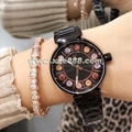 Colorful Louis Vuitton Wrist Diamond Watches Lady Wrist