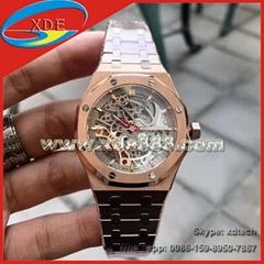 Audemars Piguet Watches Mechanical Watches Steel Belt Cool Watches