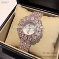 Replica Chopard Watches Full Diamond Watches Lady Watches Diamond Wrist