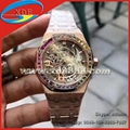 Skeleton Tourbillon Watches Audemars Piguet Watches Replica Watches Cool Watches