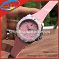 Pink Rolex Submarine Clone Lady Watches Sexy Watches