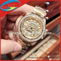 Diamond Rolex Watch Luxury Brand Watches Gold and SIlver Watches