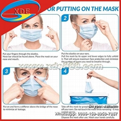 Brand-new Antivirus Face Masks Fast Delivery High Quality Disposable Face Masks