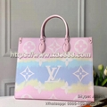 Fashion Louis Vuitton Handbags LV ESCALE ONTHEGO Lady Bags