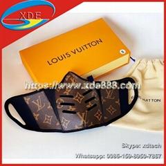 Replica Louis Vuitton Face Masks Brand Face Masks Washable Cool Design